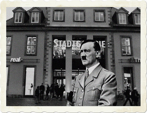 Двойник Адольфа Гитлера