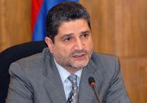 Премьер-министр республики Армении Тигран Саркисян