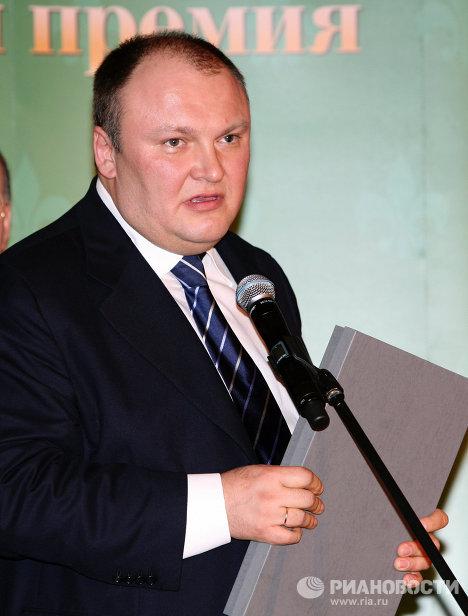 Банкир Герман Горбунцов. Архив