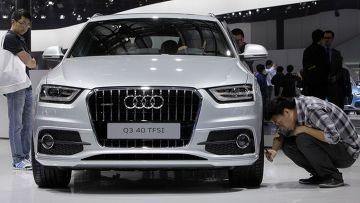 Автомобильная выставка в Китае 2012