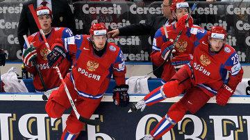 Хоккей. ЧМ-2010. Матч Россия – Германия