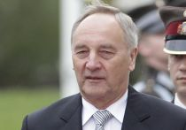 Президент Латвии Андрис Берзиныш