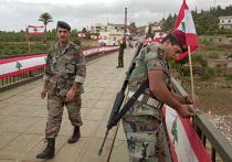 Ливанские военны. Архив