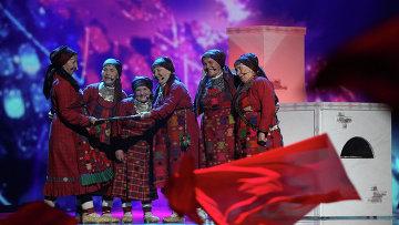 """Конкурс """"Евровидение -2012"""". Первый полуфинал"""
