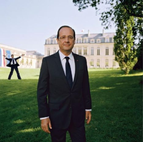 Фотожаба Франсуа Олланда