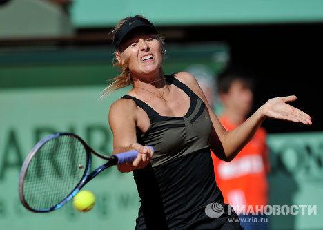 Теннис. Ролан Гаррос - 2012. Двенадцатый день