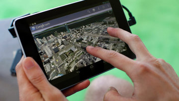 Google представила 7-дюймовый Android-планшет Nexus 7