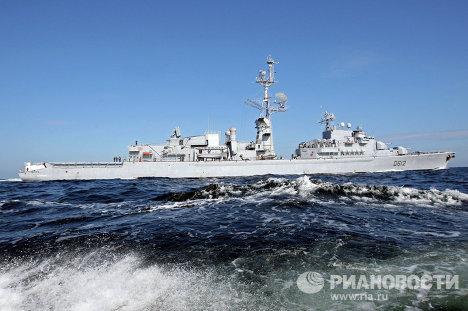 """Международные военно-морские учения """"Фрукус-2012"""""""