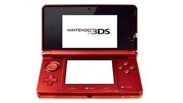 Портативная игровая система Nintendo 3DS