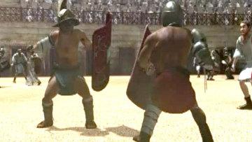 Секс гладиаторы в древнем риме