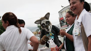 «Люди-волки» из Мексики