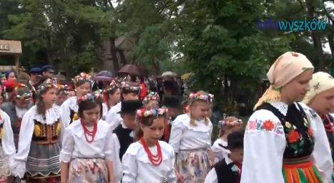 Праздник урожая в Польше