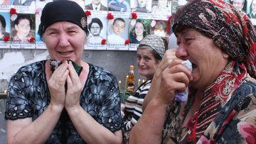 День памяти жертв теракта прошел в Беслане