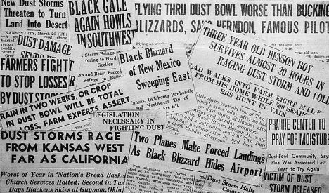 Статьи о пыльной буре в г. Феникс, штате Аризона