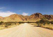 Парк Намиб-Науклюфт, Намибия