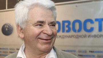 Экс-чемпион мира по шахматам Борис Спасский