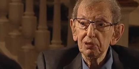 Историк-марксист Эрик Хобсбаум