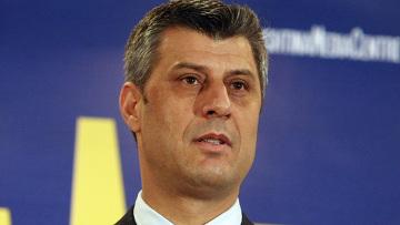 Премьер-министр Косово Хашим Тачи