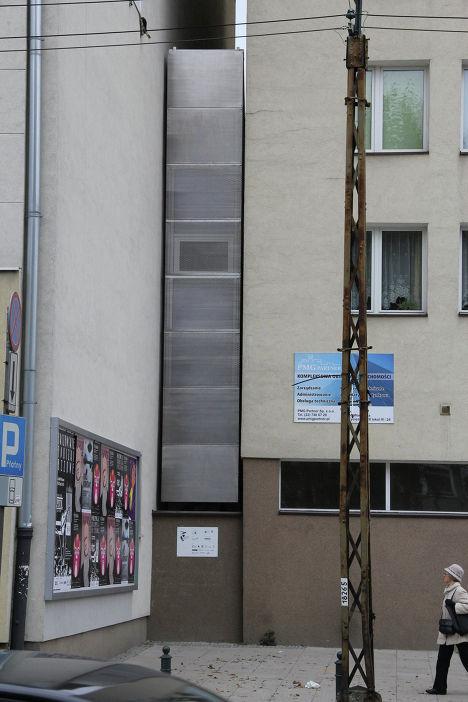Проект польского архитектора Якуба Щенсны