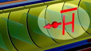 Физики впервые смогли получить спектр атомов антиводорода