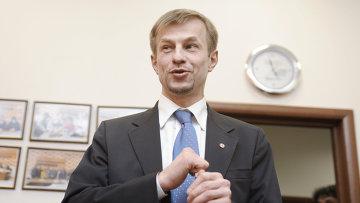 Пресс-конференция нового мэра Ярославля Евгения Урлашова