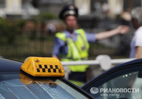 Легковое такси в Москве
