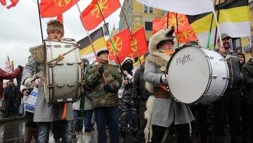 Яблочники и геи не хотят маршировать вместе с националистами