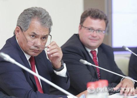 """Официальная презентация сайта """"В Подмосковье"""""""