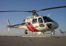 Французский многоцелевой вертолёт AS350 B3