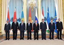 Лидеры стран ОДКБ