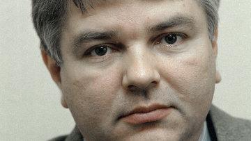 Посол России в Италии Алексей Мешков. Архив