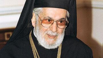 Патриарх Антиохийский и всего Востока Игнатий IV