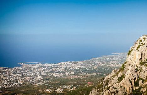 Замок Святого Иллариона на Кипре