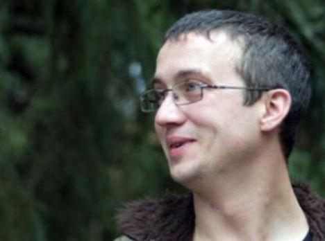 Активист «Другой России» Александр Долматов