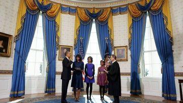 Присяга Барака Обамы