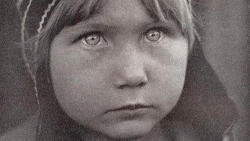 Девочка народа саами