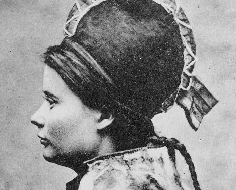 Женщина народа саами