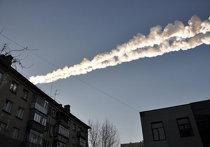 Метеоритный дождь на Урале