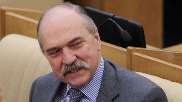 Член Государственной Думы Владимир Пехтин