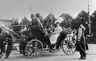 Царь Николай II и Александра Федоровна