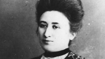 Роза Люксембург,  теоретик марксизма, философ, экономист и публицист