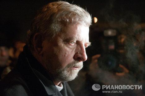 Александр Милинкевич, архивное фото