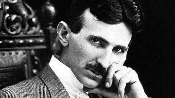 Никола Тесла, физик, инженер, изобретатель