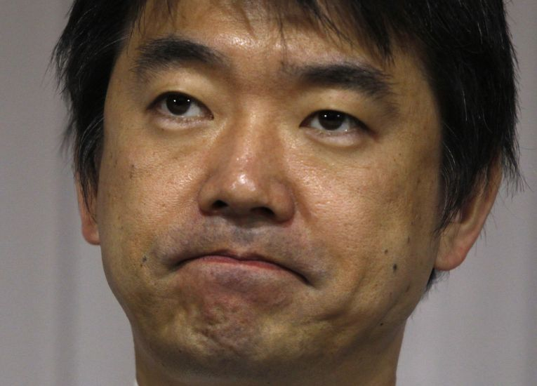 Мэр Осаки Тору Хашимото
