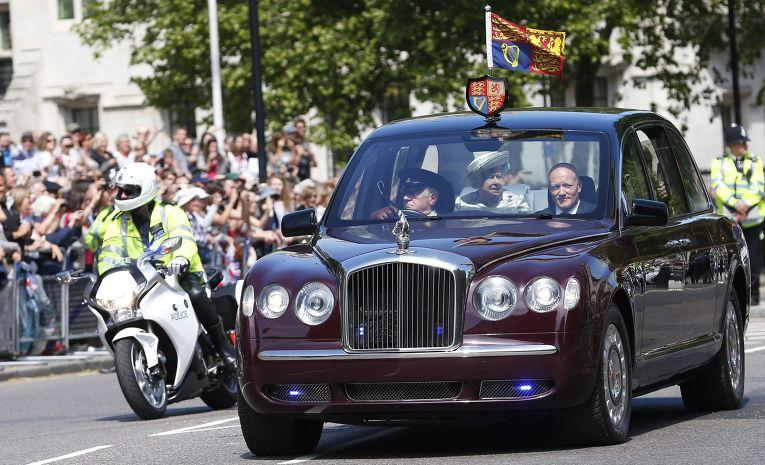 Великобритания празднует 60-летие правления Елизаветы II