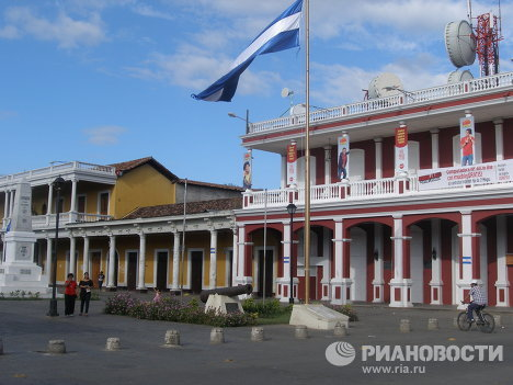 Никарагуа. Архив