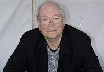 Йорам Канюк, израильский писатель, художник и журналист