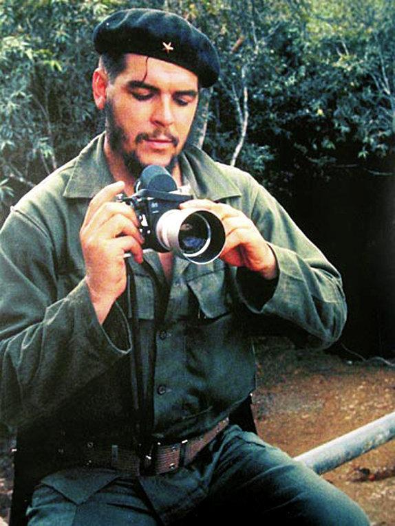 Кубинский революционер Эрнесто Че Гевара
