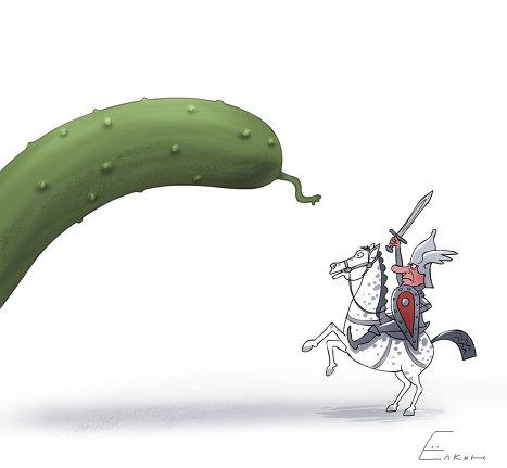 Россия запретила ввоз овощей из ЕС, сообщил Онищенко