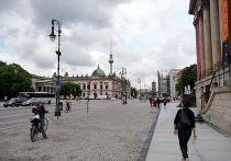 На одной из улиц Берлина